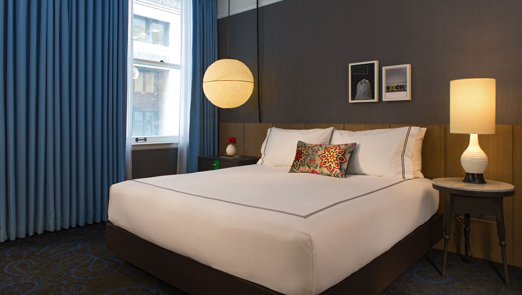 Luxury Hotel Rooms In Chicago Kimpton Gray Hotel